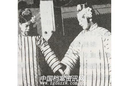 老照片背后的故事——女人何苦为难女人 溥仪家的内争